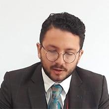 Sergio Enrique Mantilla – Seminarista Maronita